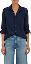 NSF Women's Kimberly Cotton Flannel Button-Front Shirt