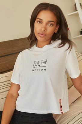 P.E Nation Baseline Endurance Cropped Tee