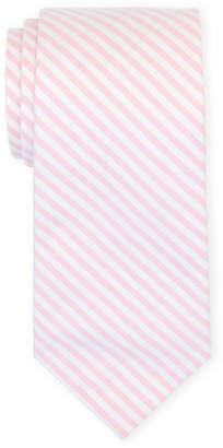 Tommy Hilfiger Pink Stripe Tie