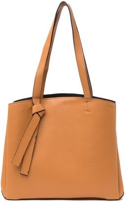 Renata Corsi Pebbled Leather Shopper