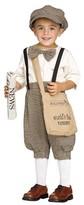 BuySeasons Toddler Newsboy Toddler Costume