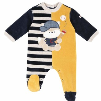 Chicco Baby Boys' Tutina Con Apertura Entrogamba Toddler Sleepers