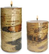 Bed Bath & Beyond Birch Pillar Candle