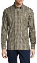 Victorinox Cotton Bismarck Checkered Sportshirt