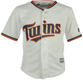 Majestic Toddlers' Minnesota Twins Replica Cool Base Jersey