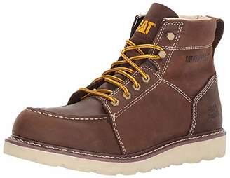 Caterpillar Men's Tradesman/ Brown Industrial & Construction Shoe