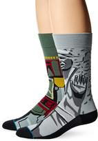 Stance Men's Frozen Bounty Star Wars Crew Sock