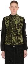 Nike Matthew Williams Hd Hooded Jacket & Vest
