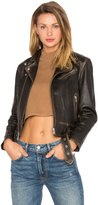 Iro . Jeans Wynter Moto Jacket