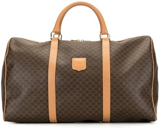 Céline Pre-Owned pre-owned Macadam holdall