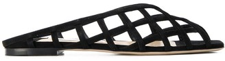 Jimmy Choo Sai flat sandals