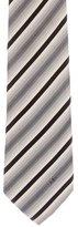 Louis Vuitton Striped Silk Tie