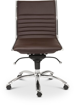 Apt2B Cromwell Office Chair - BROWN