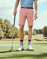 Ted Baker Checked cottonblend shorts
