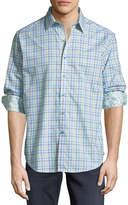 Robert Graham Rohan Checkered Sport Shirt