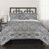Republic Stellar Gray 4-piece Bed Set
