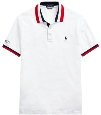 Polo Ralph Lauren Animated Mesh Custom-Fit Polo