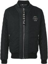 Philipp Plein 'Smith' jacket - men - Nylon/Polyester/Polyurethane/Wool - M