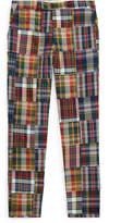 Ralph Lauren Polo Patchwork Madras Trouser