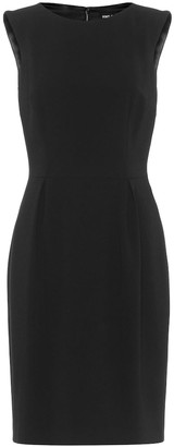Dolce & Gabbana Sleeveless stretch-crApe dress