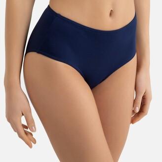 Anne Weyburn Full Bikini Bottoms with Tummy-Toning Effect