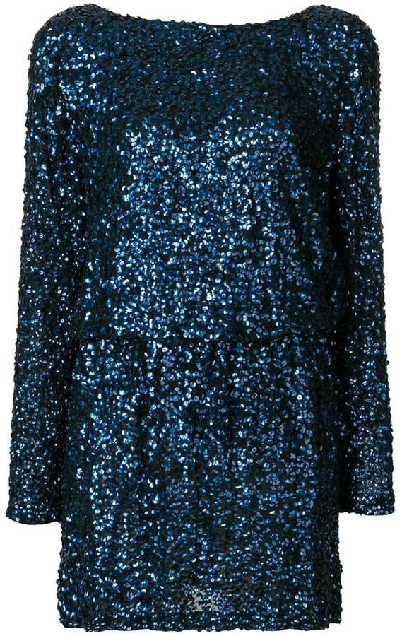 Aniye By sequin embellished shift dress