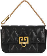 Givenchy Pocket Mini Pouch Convertible Clutch/Belt Bag - Golden Hardware