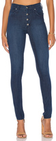 James Jeans High Class Button Fly Skinny