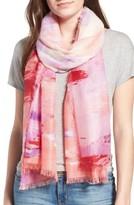 Nordstrom Women's Silk & Cashmere Scarf