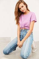 BDG Hang Tight Knotted Tee