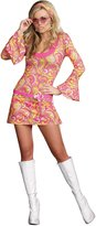 Dreamgirl womens Groovy Go Go Dancer Costume