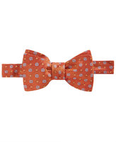 Brooks Brothers Men's Parquet Flower To-Tie Bow Tie