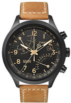 Timex Intelligent Fly-Back Chronograph Watch