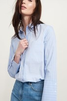 Dynamite Striped Button Down Shirt