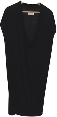 Tsumori Chisato Black Linen Dress for Women