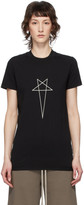Rick Owens Black Pentagram T-Shirt