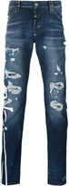 Philipp Plein So Fast jeans - men - Cotton/Polyester/Spandex/Elastane - 29
