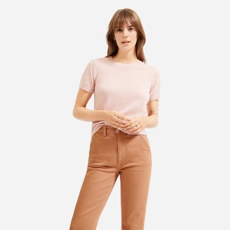 Everlane The Cashmere Tee