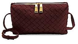 Bottega Veneta Women's Small Nodini Leather Crossbody Bag