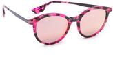 McQ Alexander McQueen Pantos Sunglasses