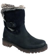 Bos. & Co. Black Candie Waterproof Leather Snow Boot