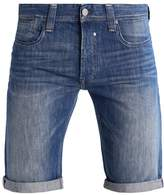Teddy Smith Scott Denim Shorts Blue Denim