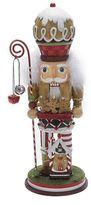 Kurt Adler 15.75-in. Gingerbread Christmas Nutcracker