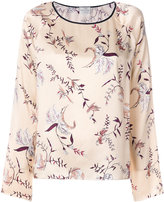 Forte Forte floral print blouse