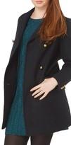 Evans Plus Size Women's Military Coat