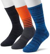Under Armour Men's 3-pack Phenom Twisted Crew Socks