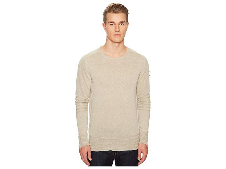Belstaff Exford Fine Gauge Linen Sweater Men's Sweater