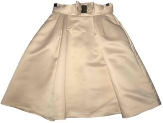 Elisabetta Franchi Pink Skirt for Women