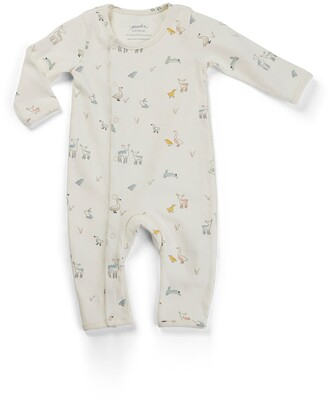 Pehr Just Hatched Organic Cotton Romper