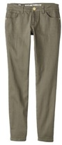 Mossimo Juniors Rolled Cropped Denim - Assorted Colors